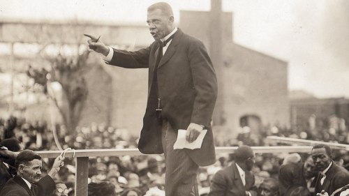 Booker T Washington Facts