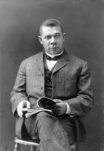Booker T Washington Image