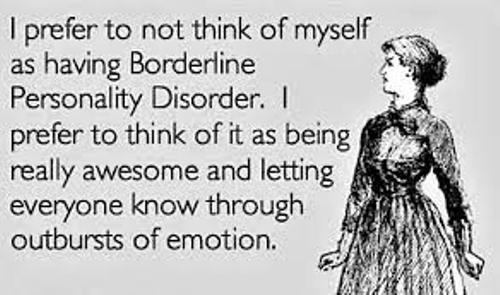Borderline Personality Disorder Pic
