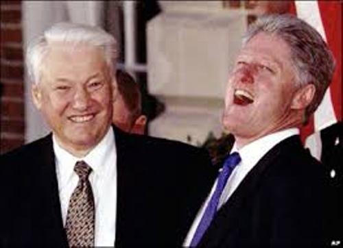 Boris Yeltsin Pic