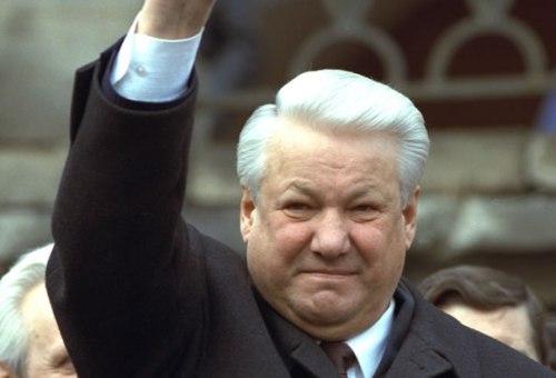 Boris Yeltsin Russia