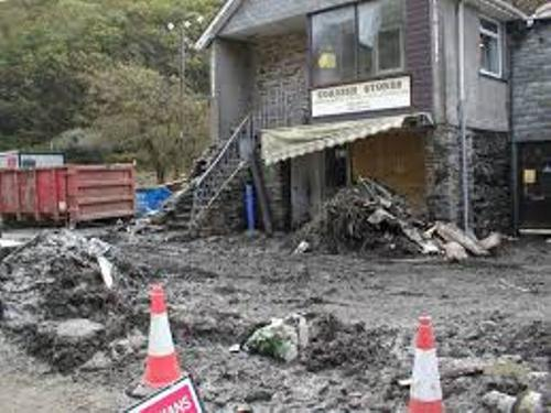 Boscastle Floods Facts