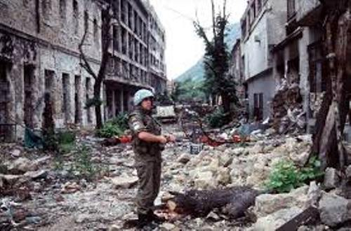 Bosnian War Facts