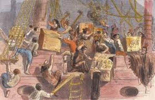 Boston Tea Party History