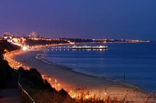Bournemouth at Night