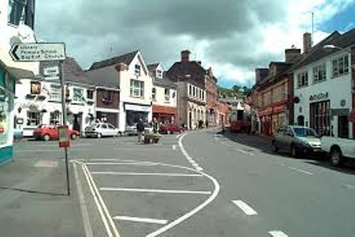 Bovey Tracey Facts