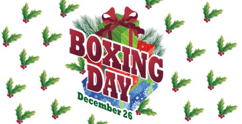Boxing Day Celebration