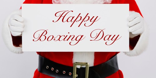 Boxing Day Facts