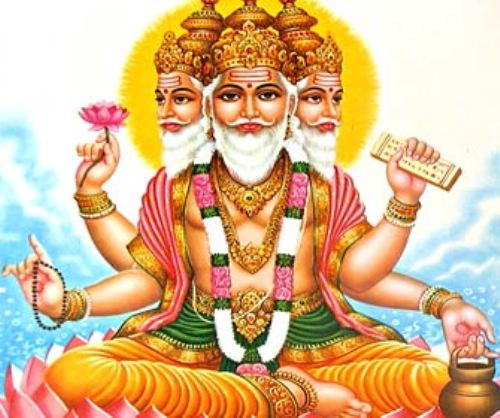 Brahma the Hindu God Facts