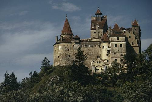 Bran Castle Pic