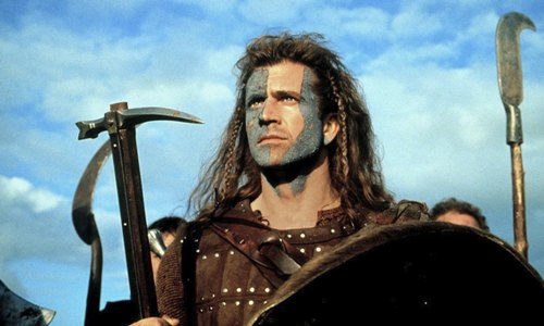 Braveheart Facts