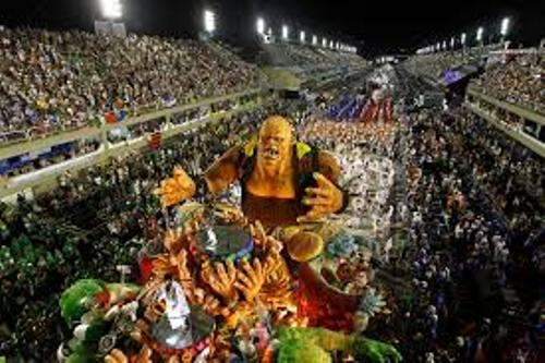 Brazil Carnival Pic