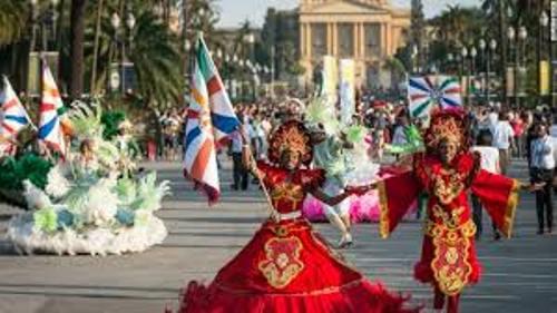 Brazil Culture Image