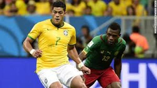 Brazil Football Style