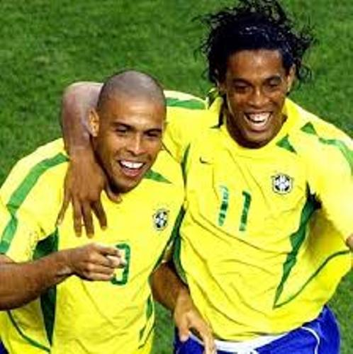 Brazil Football Team Pic