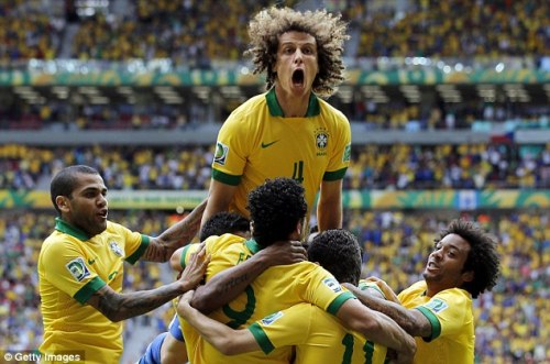 Brazil World Cup 2014 Facts