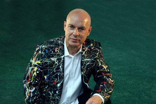 Brian Eno Pic