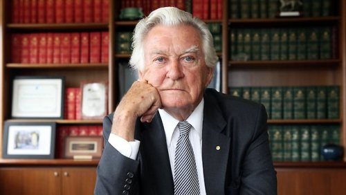 Facts about Bob Hawke