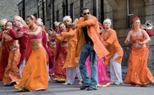Facts about Bollywood Dancing