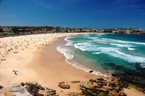 Facts about Bondi Beach