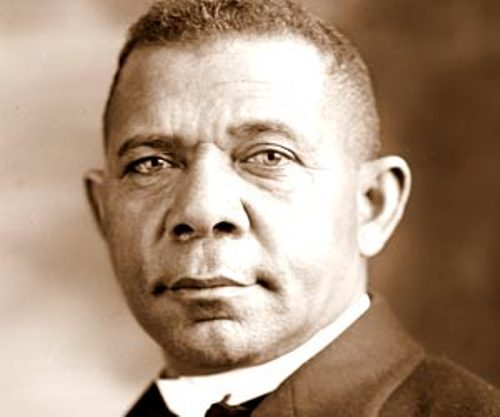 Facts about Booker T Washington