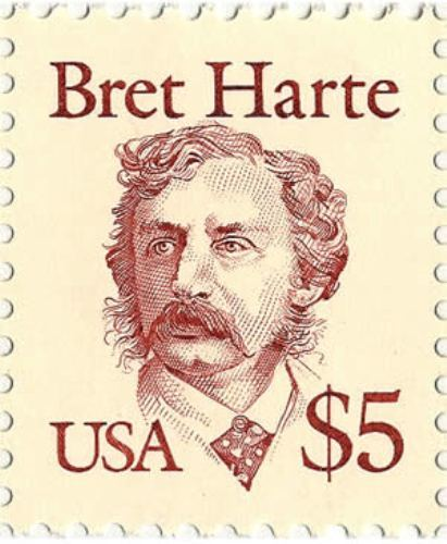 Facts about Bret Harte
