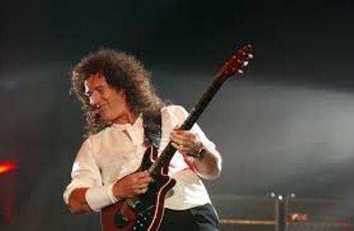 Brian May Guitarist
