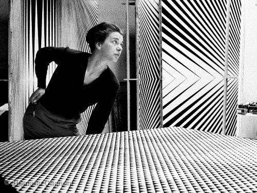 Bridget Riley 1963