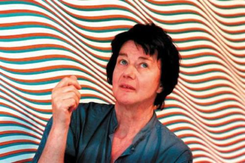 Bridget Riley Facts