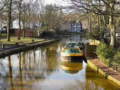 Bridgewater Canal Image