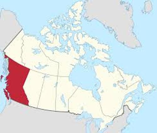 British Columbia Map