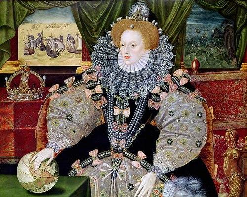 British History Queen