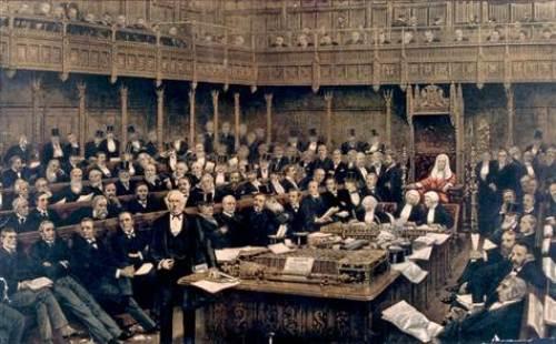 British Parliament Facts