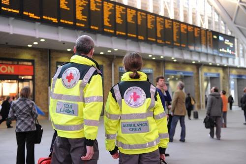 British Red Cross Pic