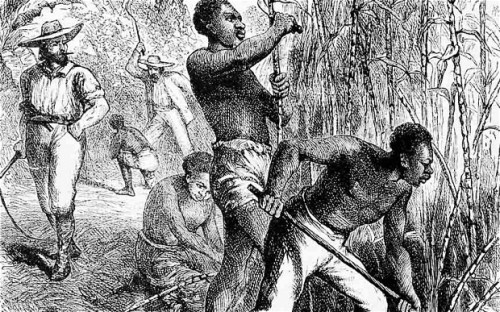 British Slavery Image