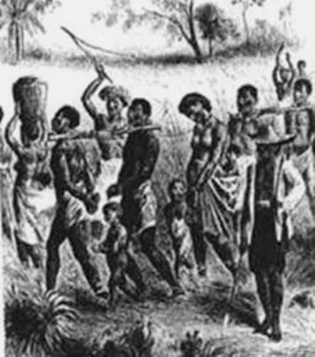 British Slavery Picture