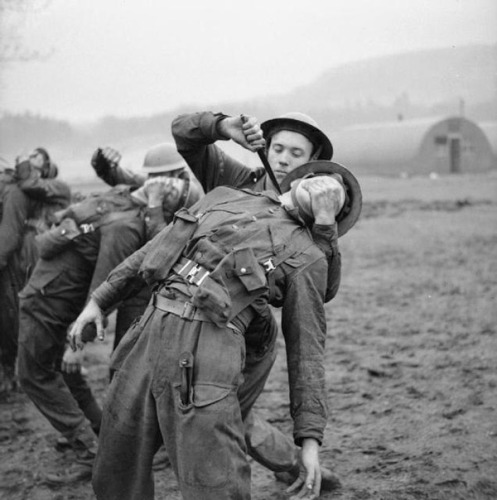 British Soldiers in WW2 Facts