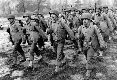 British Soldiers in WW2