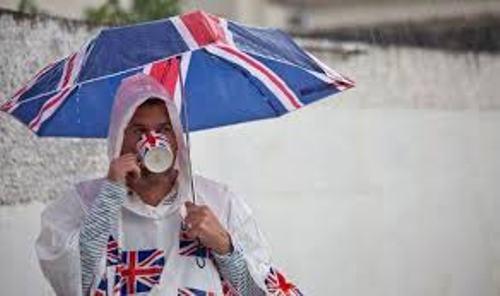 British Weather Pic