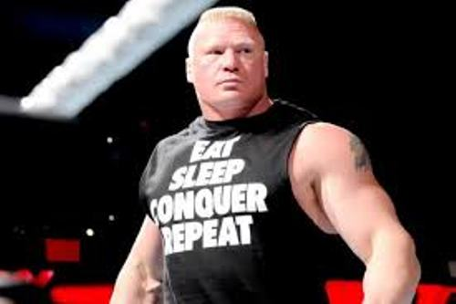 Brock Lesnar Facts