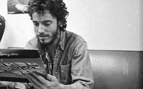 Bruce Springsteen Young