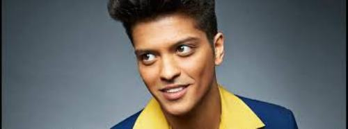 Bruno Mars Singer