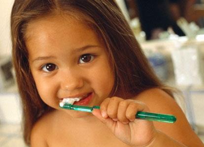 Brushing Your Teeth Kid
