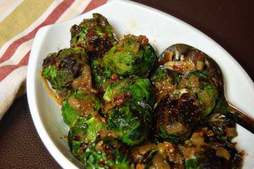 Brussels Sprouts Dishes