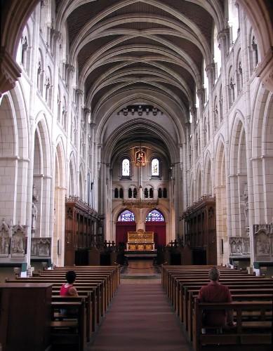 Buckfast Abbey Inside