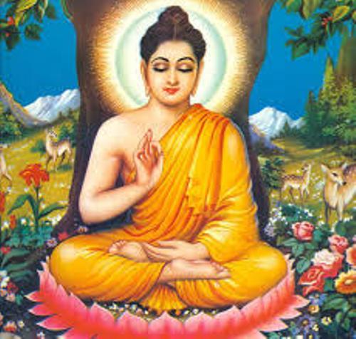 Buddhism Image