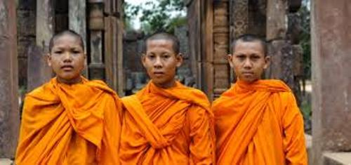 Buddhist Monks Picture
