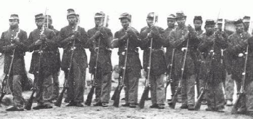 Buffalo Soldiers Pic