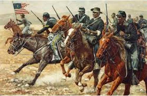 Buffalo Soldiers Picture