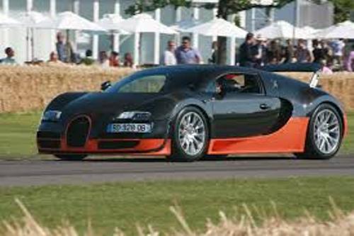 Bugatti Veyron Picture